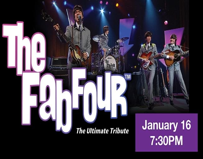 Win Tickets To The Fab Four As A VIP