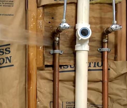 Colder Weather Means Protecting Your Pipes