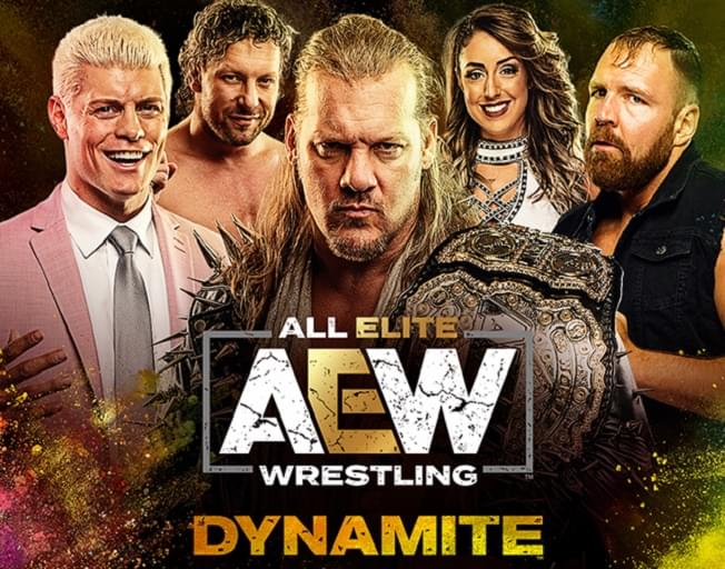 Win Tickets To All Elite Wrestling At The State Farm Center