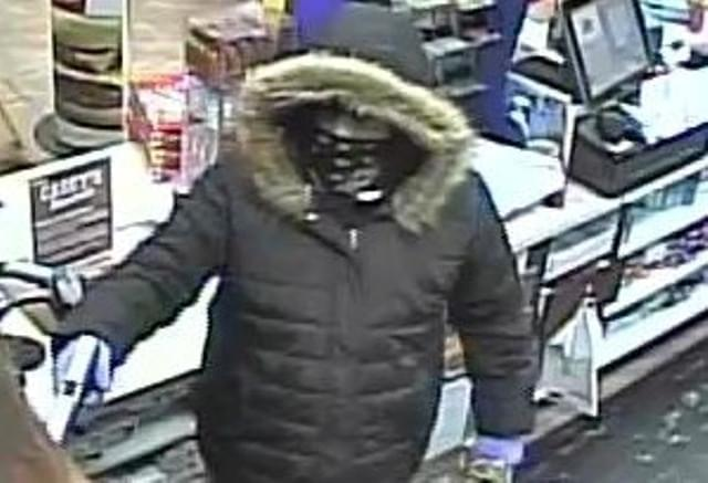 Fairbury Police Seeking Robbery Suspect