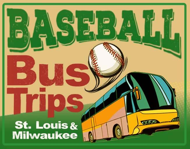Take a Bus Trip to MLB Games in 2020