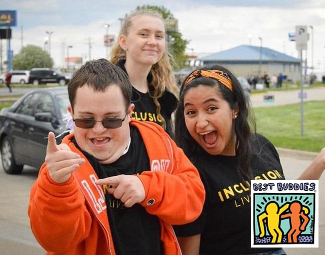Celebrate Disability Awareness Month with Best Buddies