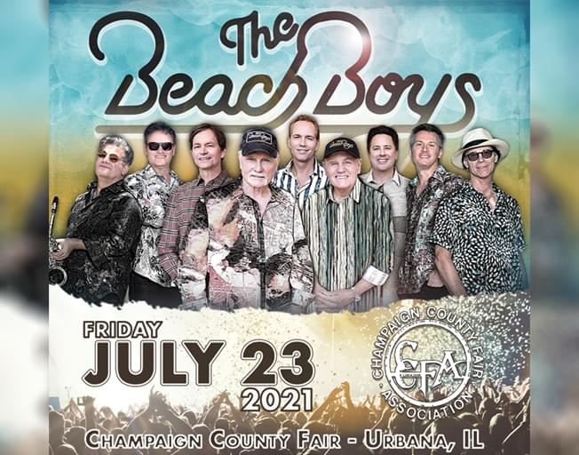 Win The Beach Boys Tickets with Todd Wineburner