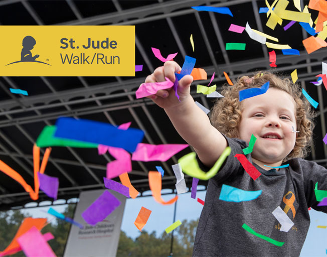 St. Jude Walk/Run and We Care Half Marathon 2021