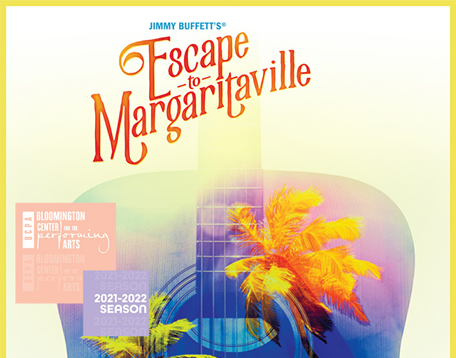 Win Tickets to 'Escape to Margaritaville' as a VIP Member