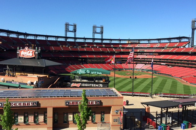 Cardinals return home for a seven-game homestand