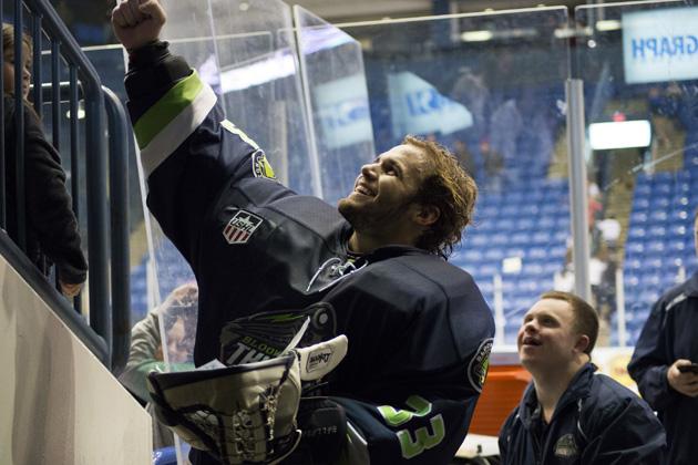 Thunder's Kalynuk, Halladay receive USHL honors