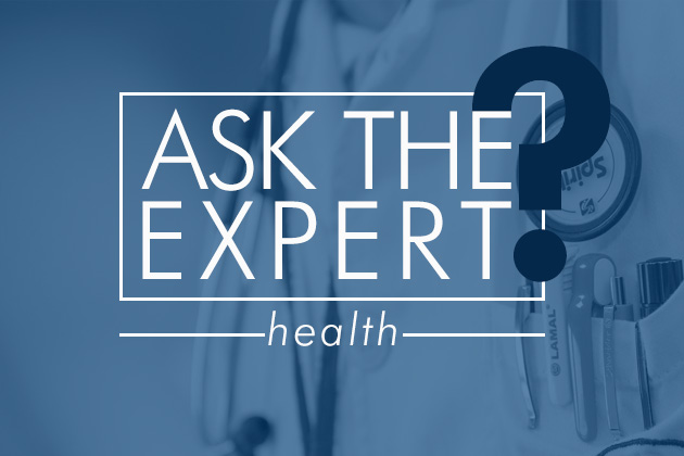 Ask The Expert: Health Test