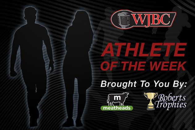 WJBC Athletes of the Week: Apr. 30, 2018