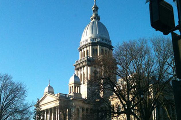 Mandated sick pay could come for vote when Illinois lawmakers return in January