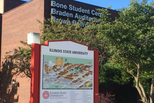 Bradley, Illinois State University won't rule out online-only classes after spring break