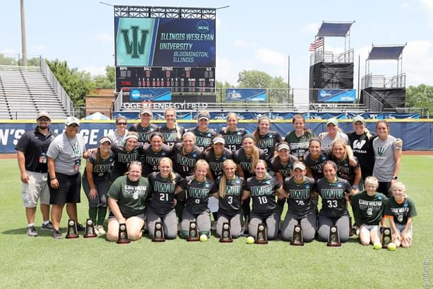 Titan softball finishes season as 2018 national runner-up