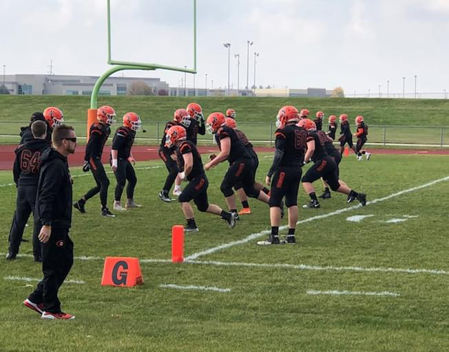 Week 9 football preview: NCHS, Peoria face off for Big Twelve title