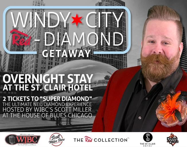Windy City Red-Diamond Getaway