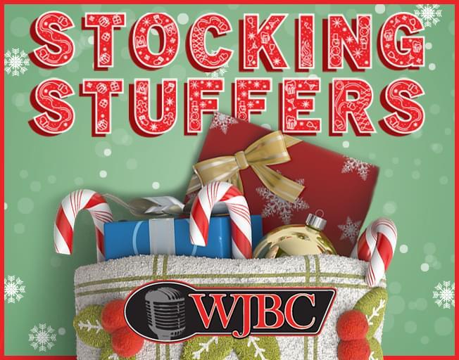 WJBC Stocking Stuffers