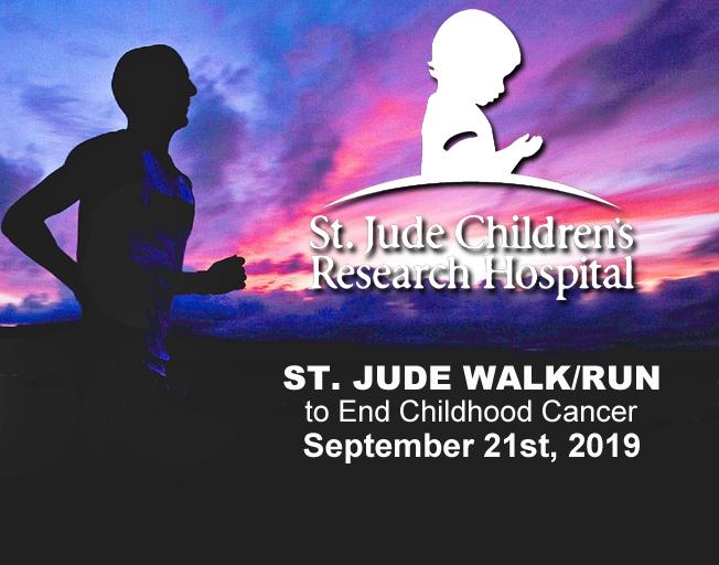 2019 St. Jude Walk/Run to End Childhood Cancer