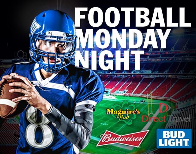 WJBC's Football Monday Night