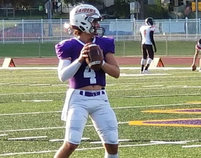 Week 8 football preview: Playoff positions on line