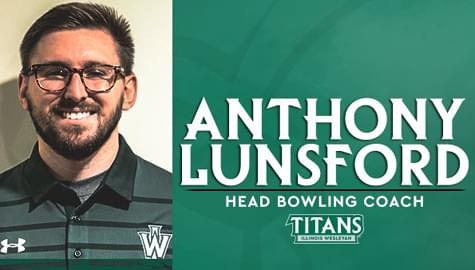 Illinois Wesleyan selects Anthony Lunsford as Head Bowling coach