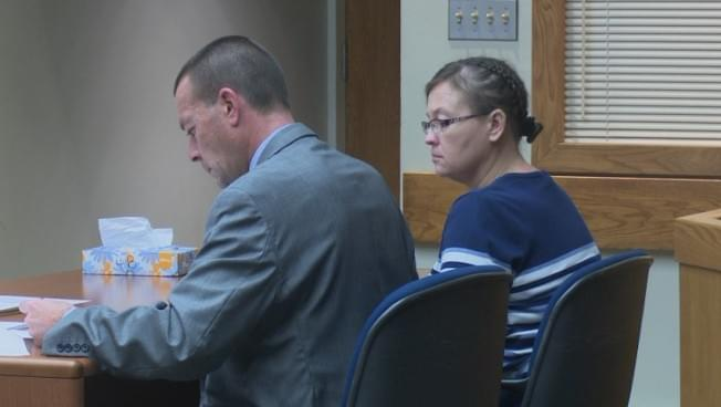 Cynthia Baker found guilty of murder in her 8-year-old stepdaughter's death