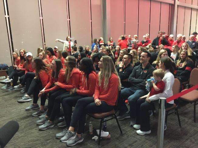 Redbird volleyball headed to Wisconsin for NCAA 1st round
