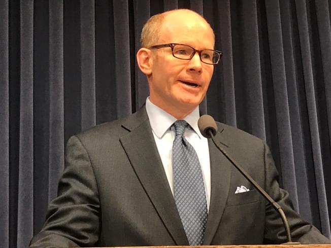 Illinois Senate sworn in
