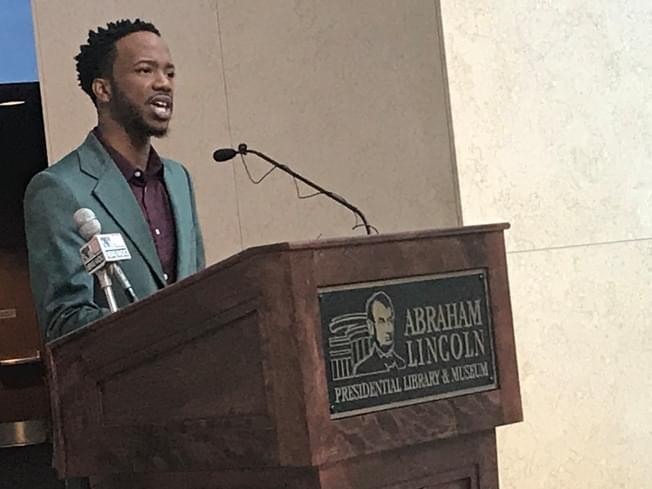 MLK presenter: 'There is still a lot of divide'