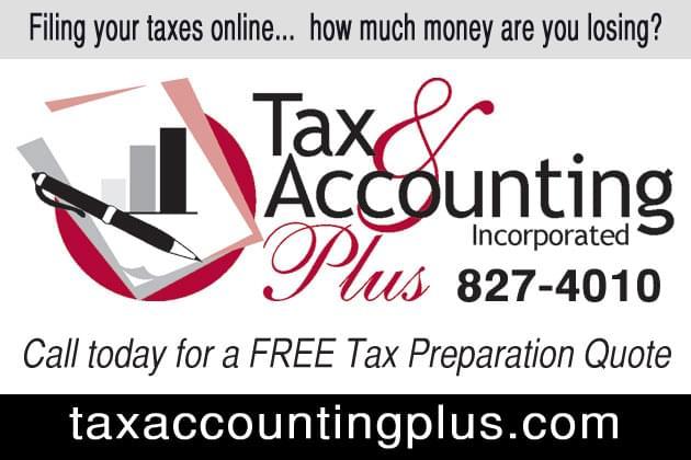 Tax Tips Time Again 2020