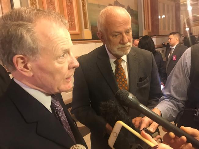 Madigan leaving the Illinois House at month's end