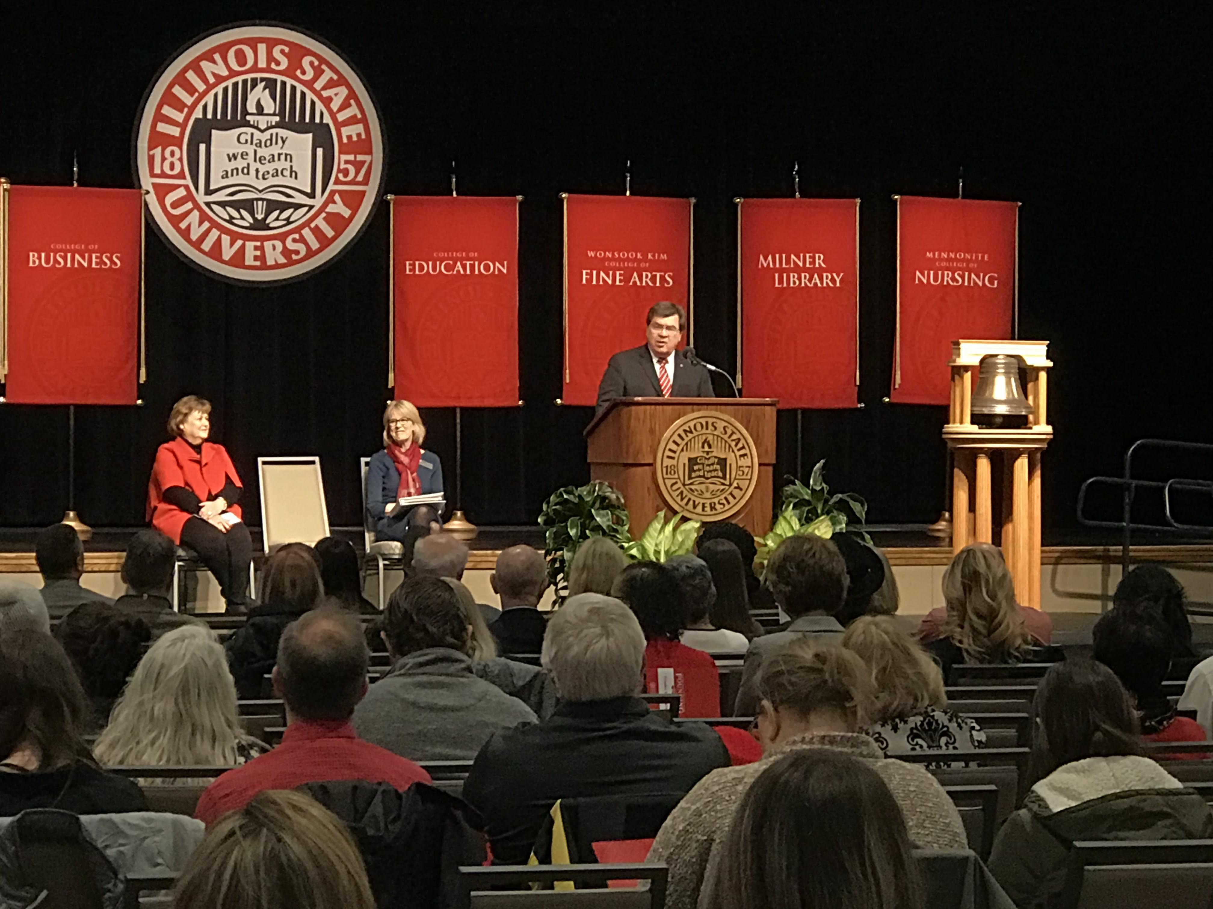 163-years in the making: ISU celebrates Founders Day