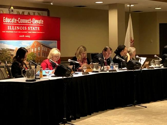 ISU trustees approve bonus for Dietz, millions of dollars in projects