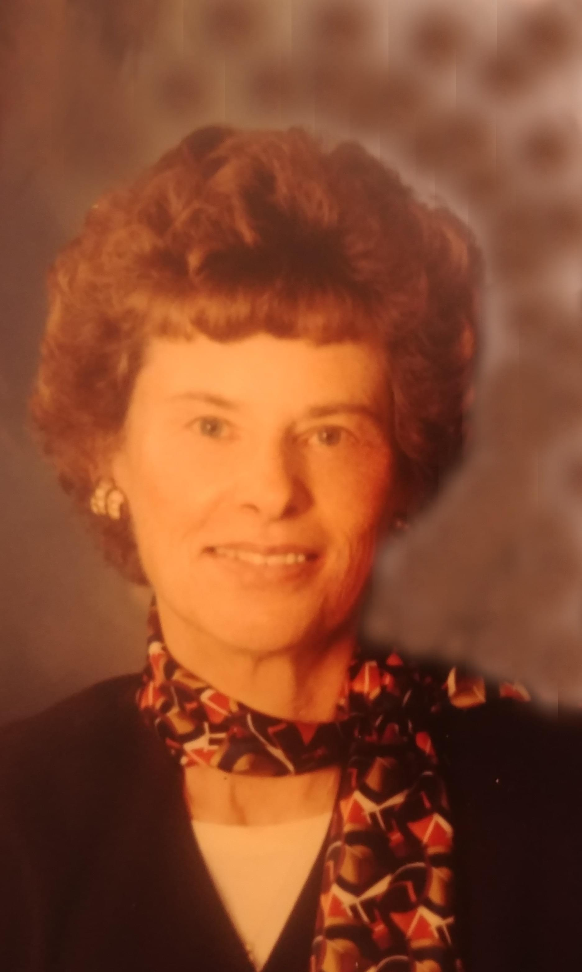 Obituary: Evelyn Riebe