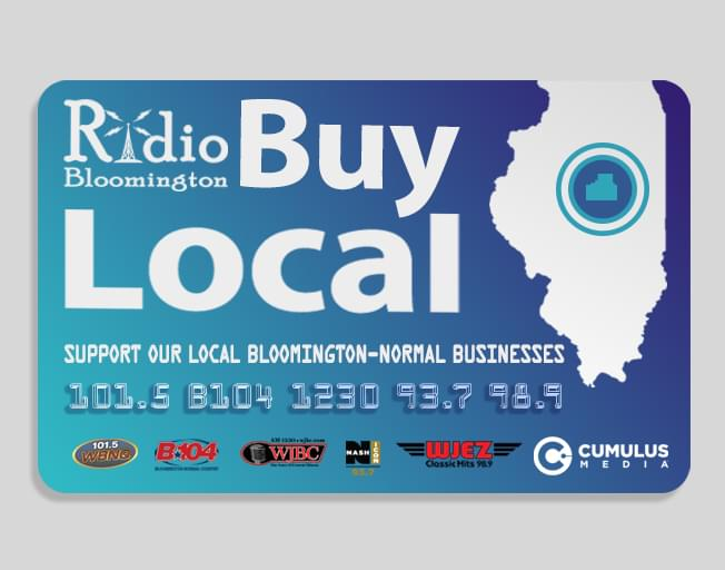 Buy Local In Bloomington Normal Wjbc Am 1230