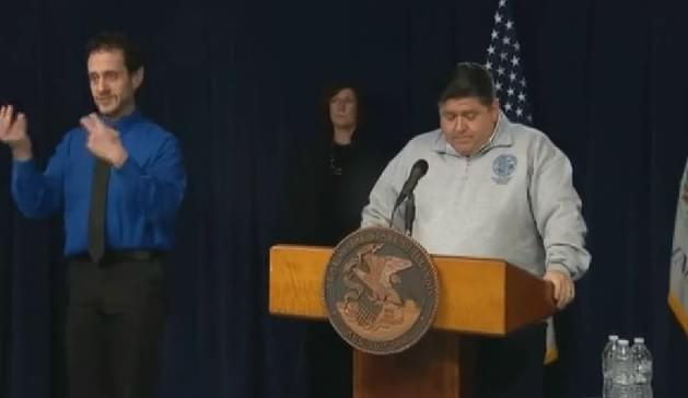 Pritzker says essential employees don't need papers to travel