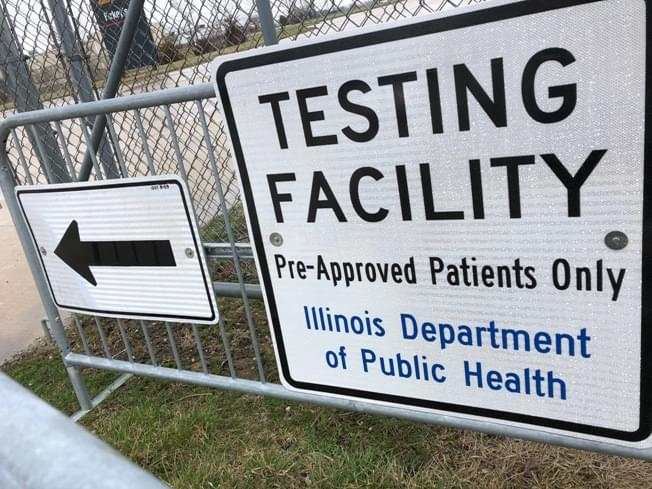 McLean Co. cases rise as testing guidelines are relaxed