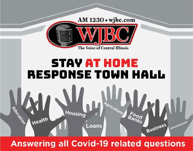 Stay at Home Response Town Hall