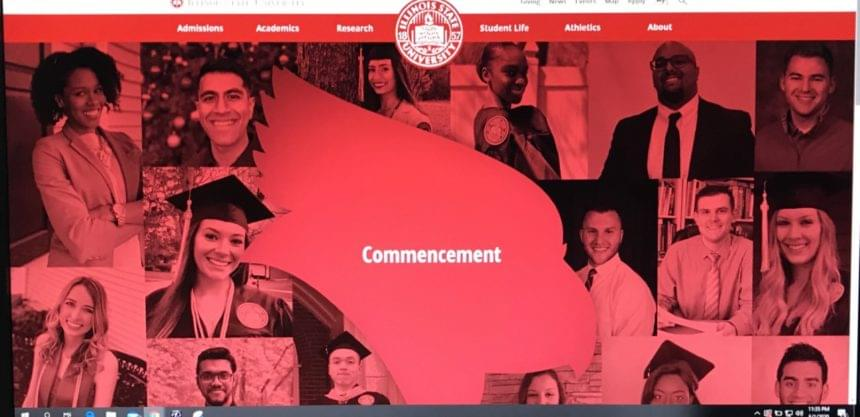 After weeks of e-learning, ISU plans online commencement for spring and summer grads