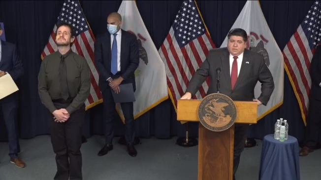 Gov. Pritzker announces new guidelines for organized sports in Illinois