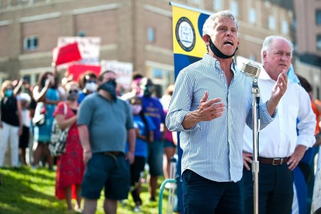 Former Bloomington mayor weighs candidacy for newly-drawn Illinois House seat