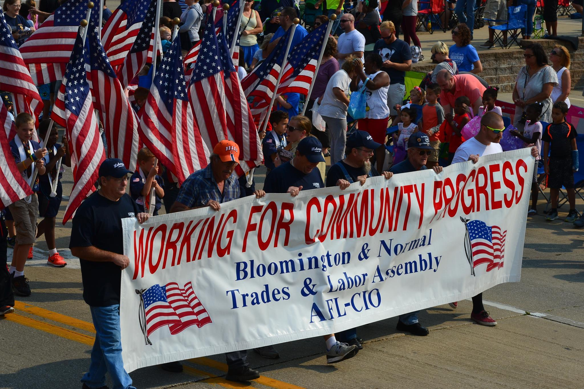 Bloomington cancels Labor Day Parade