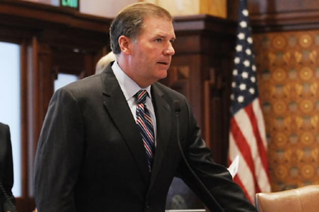 Money woes for former state senator