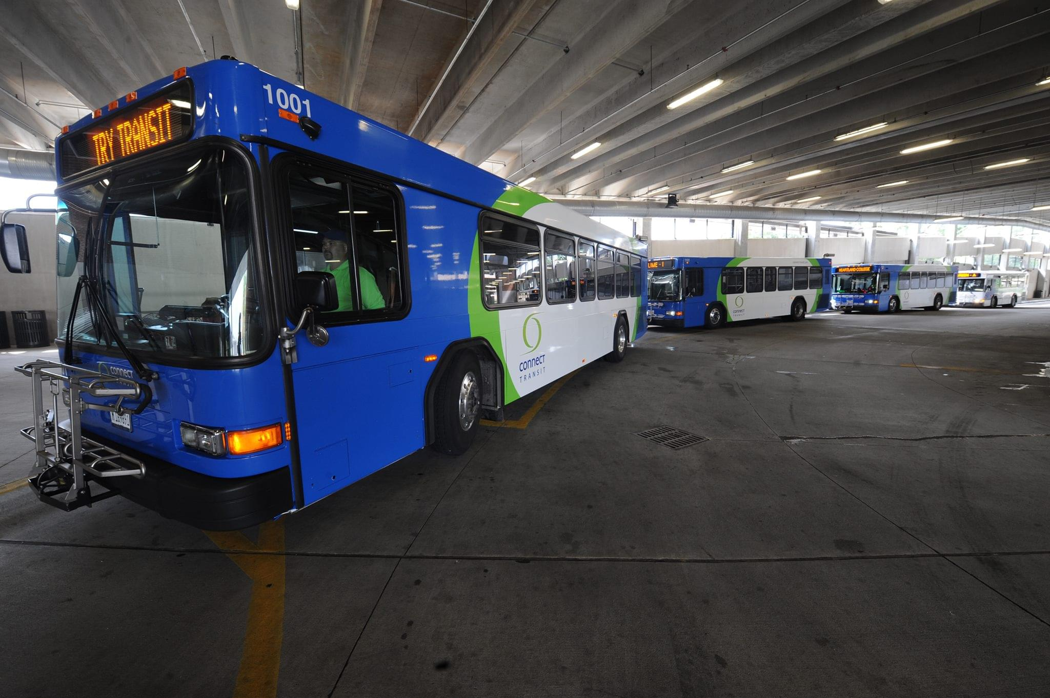 New location picked for Connect Transit