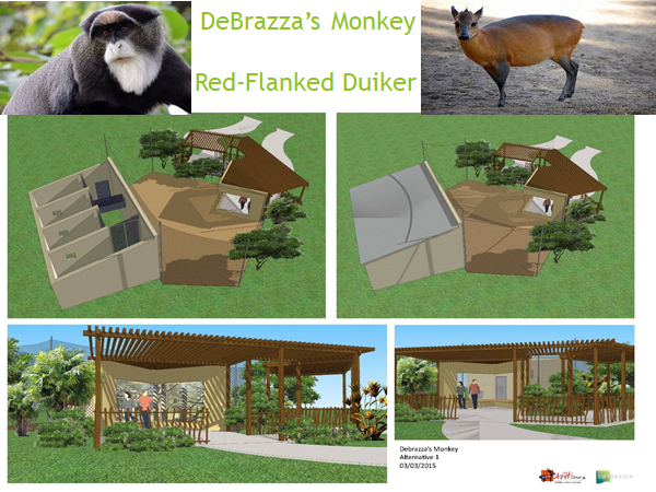 Bloomington's Miller Park Zoo to welcome monkey, antelope exhibit with the help of state dollars