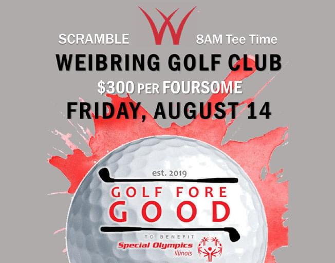 Golf Fore Good for Special Olympics 2020