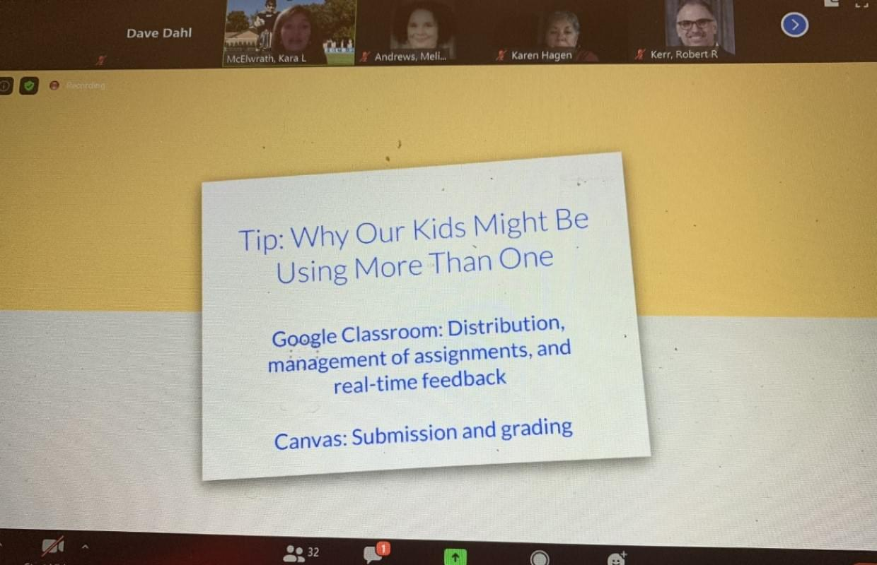 UIS helps parents help e-learners