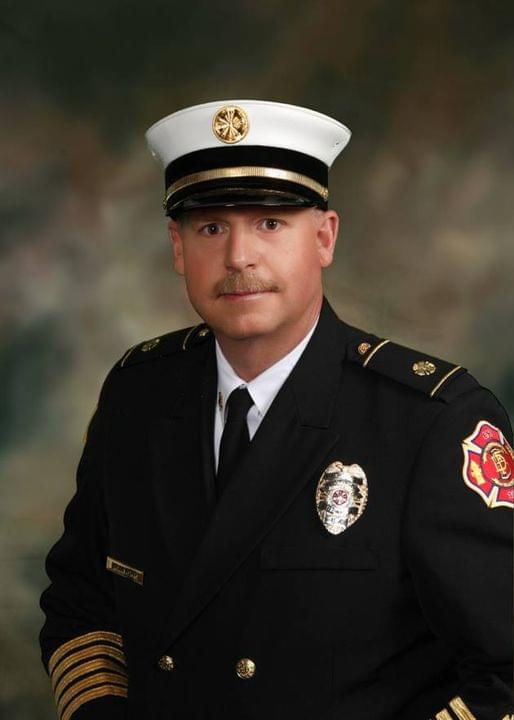 Bloomington Fire Chief to retire next month