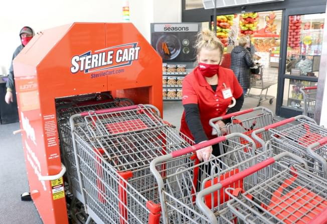 Hy-Vee to implement sterile cart system