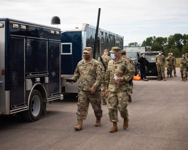 Pritzker activates Illinois National Guard to bolster security in Springfield