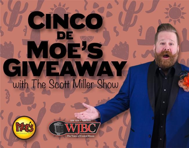 Win a Cinco de Moe's Party