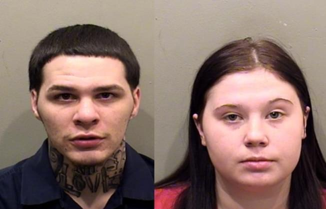 BPD: 2 arrested for gun possession and illegal drugs